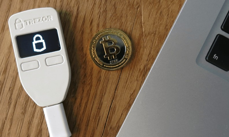 portefeuilles hardware pour cryptos