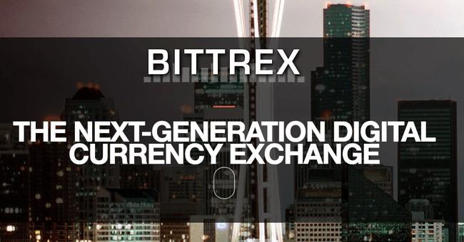 bittrex the next generation crytpo exchange