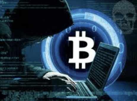 online theft and bitcoin security