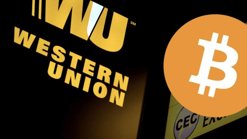 Achat Bitcoin Western Union
