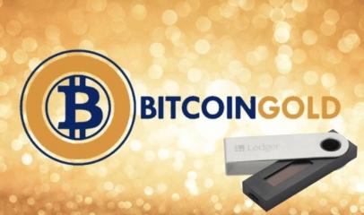 Récupérer ses Bitcoin Gold avec un Ledger Nano S