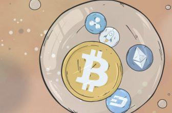 Crypto-monnaies, sommes-nous dans une bulle?